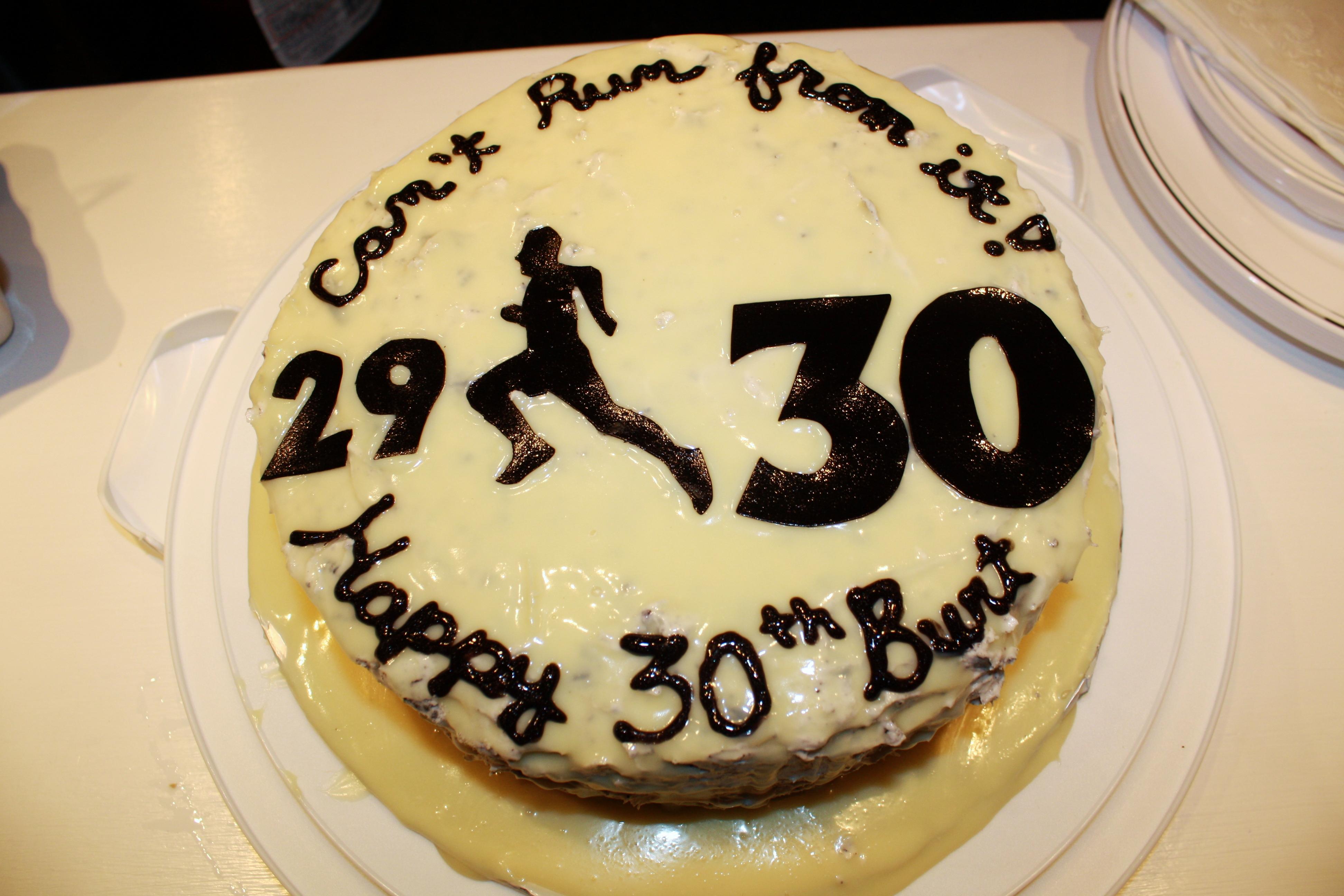 30th birthday cake ideas for him